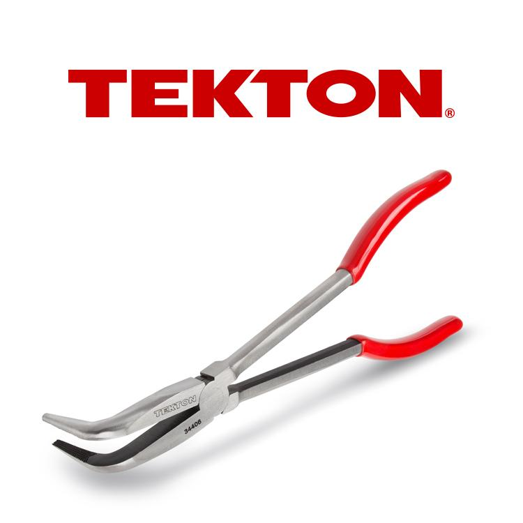 Amazon.com: TEKTON 34406 10-Inch Long Reach 90-Degree Bent Long ...