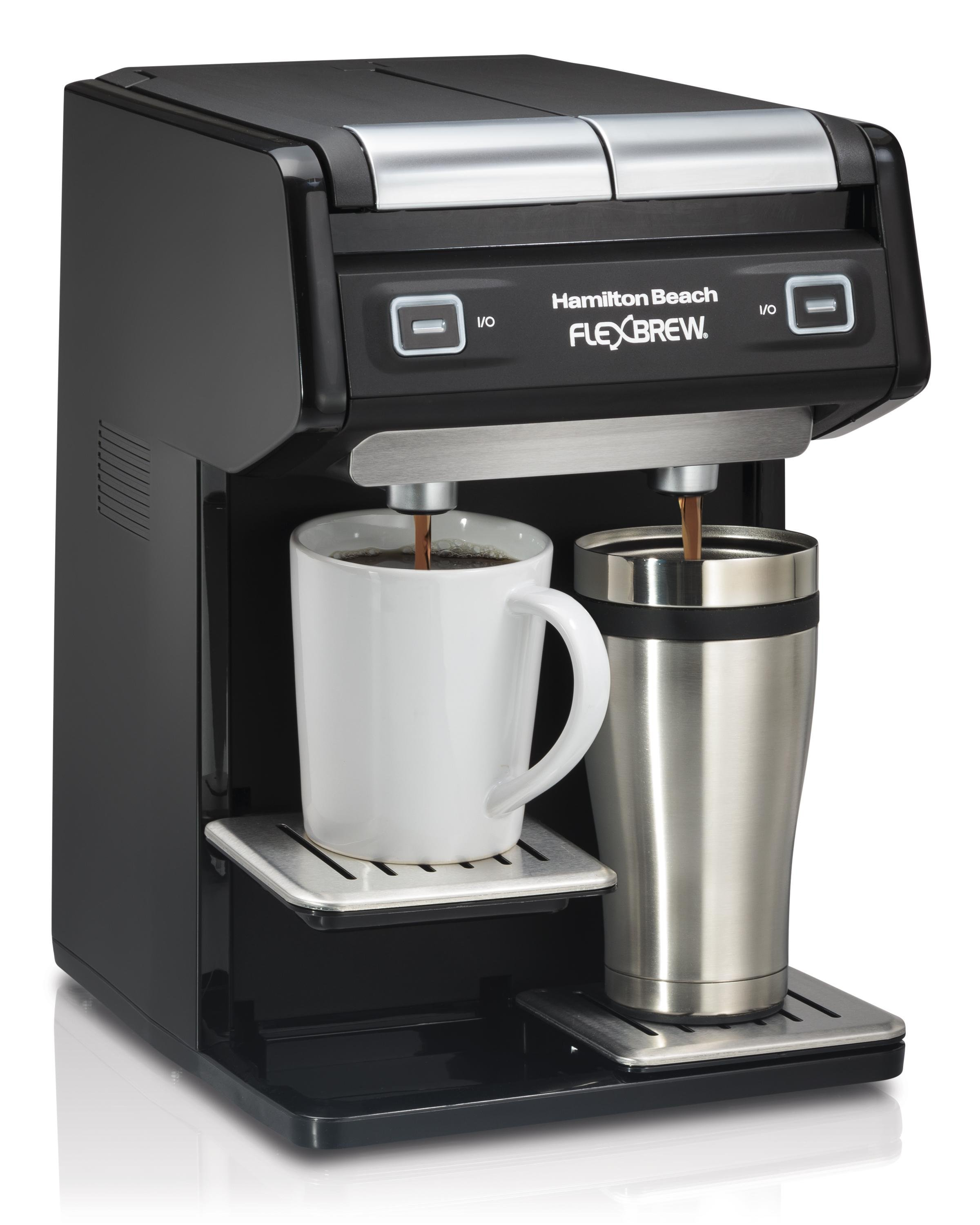 Hamilton Beach 49998 Flexbrew Dual Single