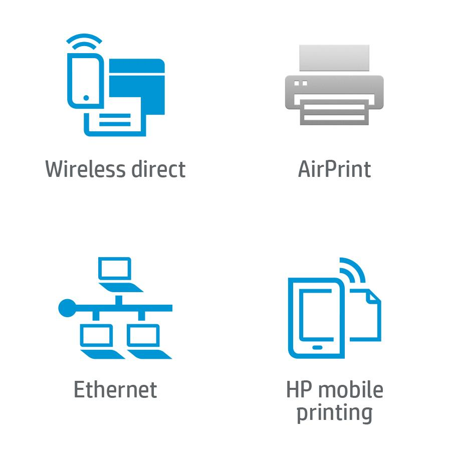 how to connect hp laserjet p1606dn to wireless network