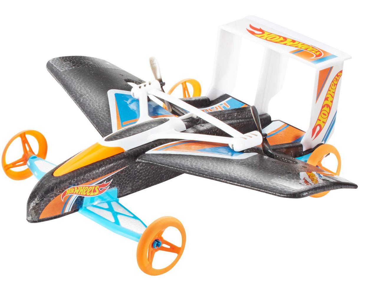 hot wheels street hawk remote control flying car amazing. Black Bedroom Furniture Sets. Home Design Ideas