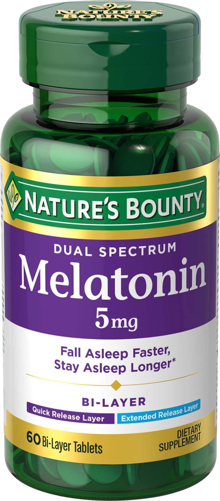 Dual Spectrum Melatonin Reviews