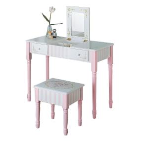 Girl Vanity, Kids vanity, child vanity, boutique vanity, gift, kids furniture, children furniture