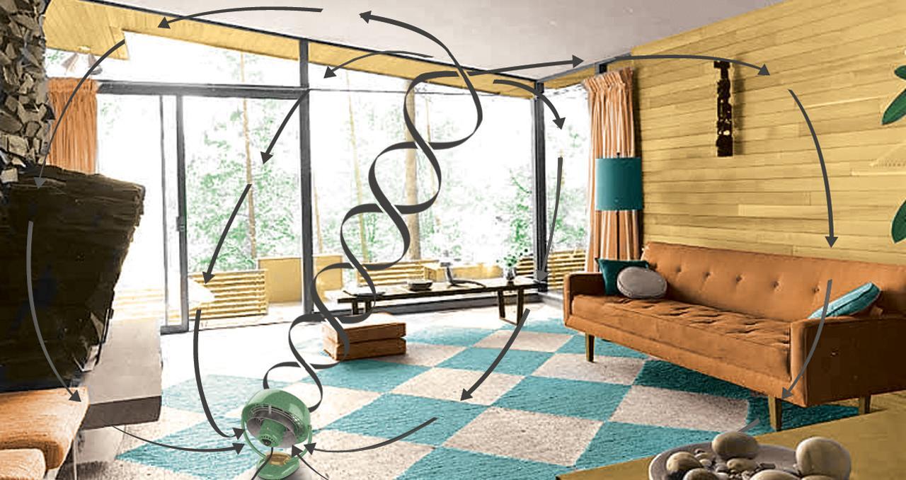 Room To Room Circulating Fans : Amazon vornado vfan vintage whole room air