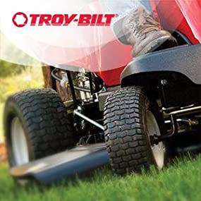 Troy Bilt Riding Lawn Mower