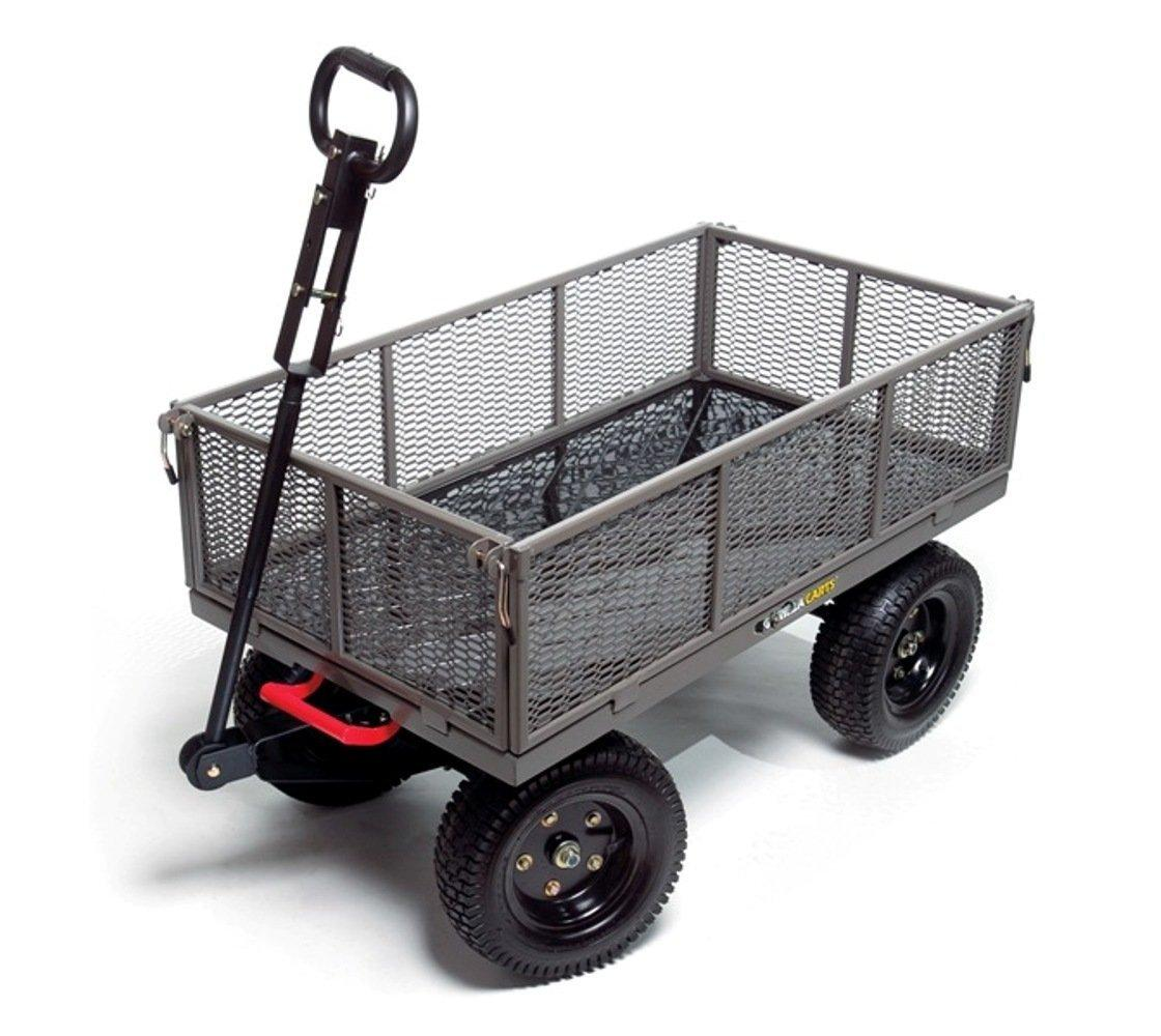 about gorilla carts gorilla carts full line of products meet the needs