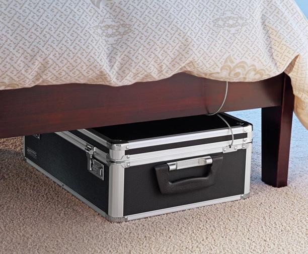 Bed Storage Box With Lock