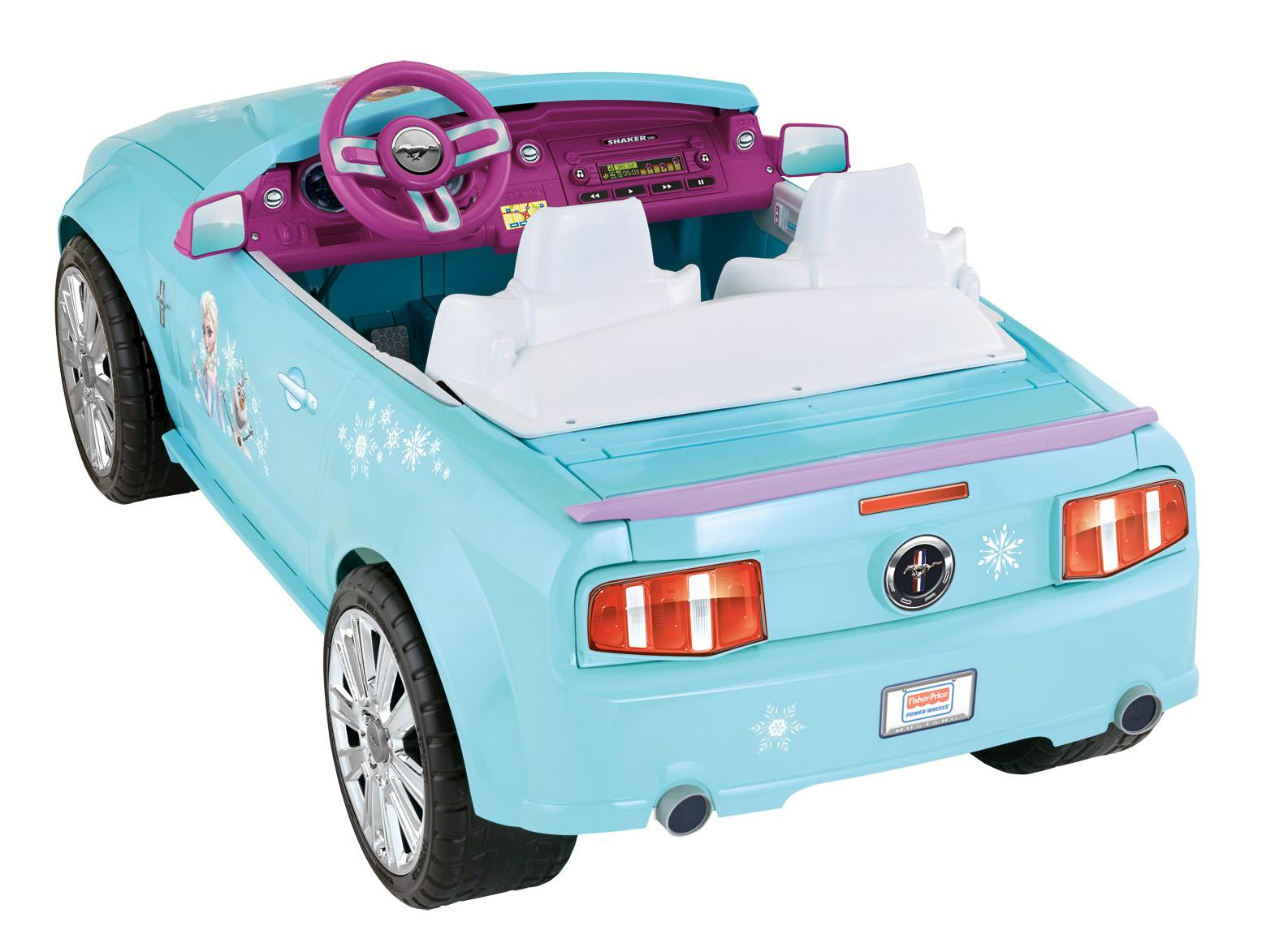 Fisher Price Frozen Car