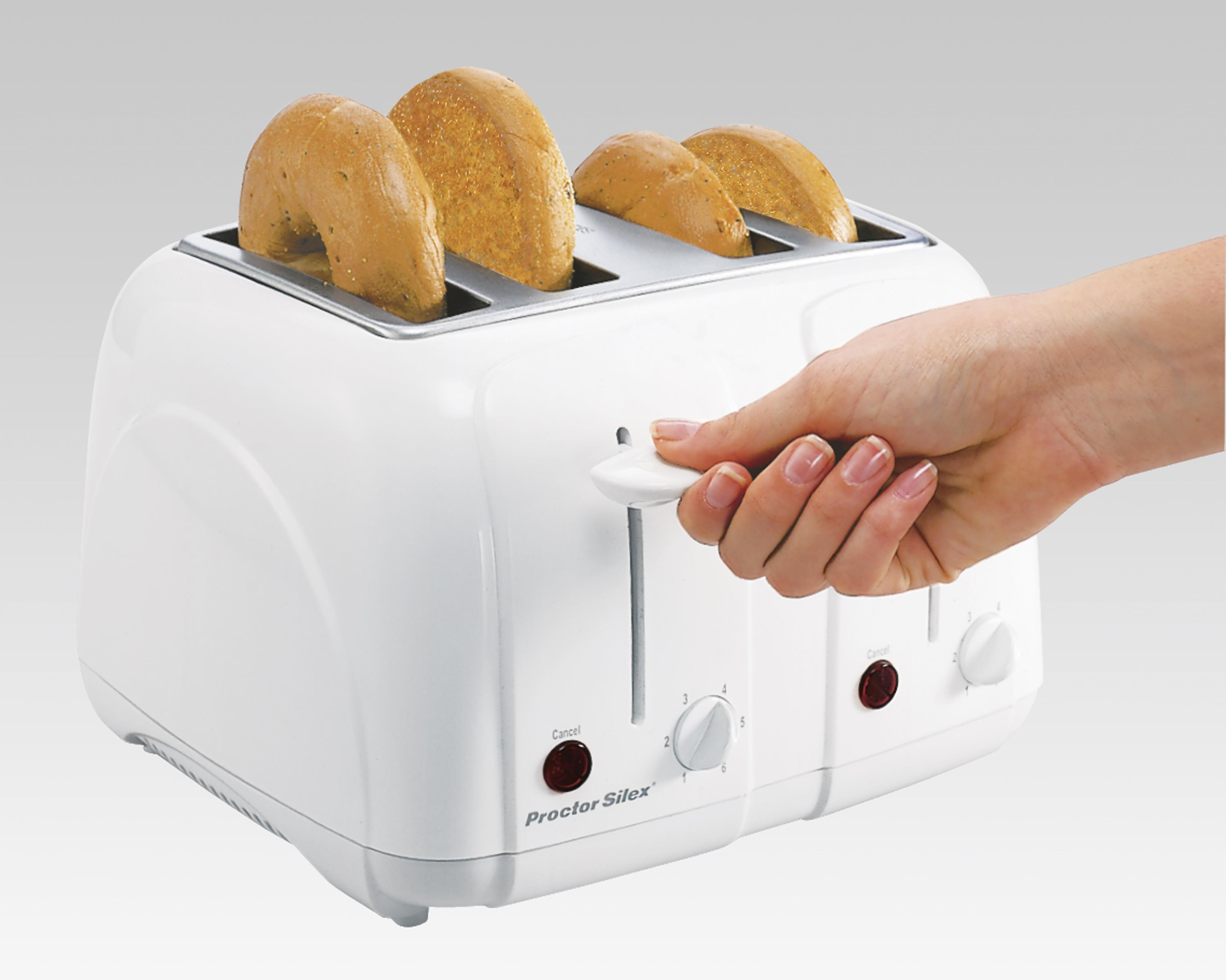 4 Slice Toasters Oster Cuisinart Stainless Steel Bread Bagel Two Four Large Digital Compact Best