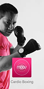 Moov, boxing, box, cardio, punch, velocity, technique, power, timing, duration, workouts