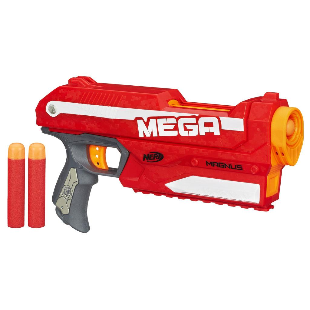 Amazon.com: Nerf N-Strike Elite Mega Magnus Blaster: Toys & Games