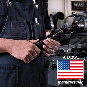 Maglite, USA, ONLINE, American, Built, Manufacturing