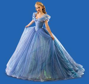 Amazon.com: Cinderella [Blu-ray]: Cate Blanchett, Lily