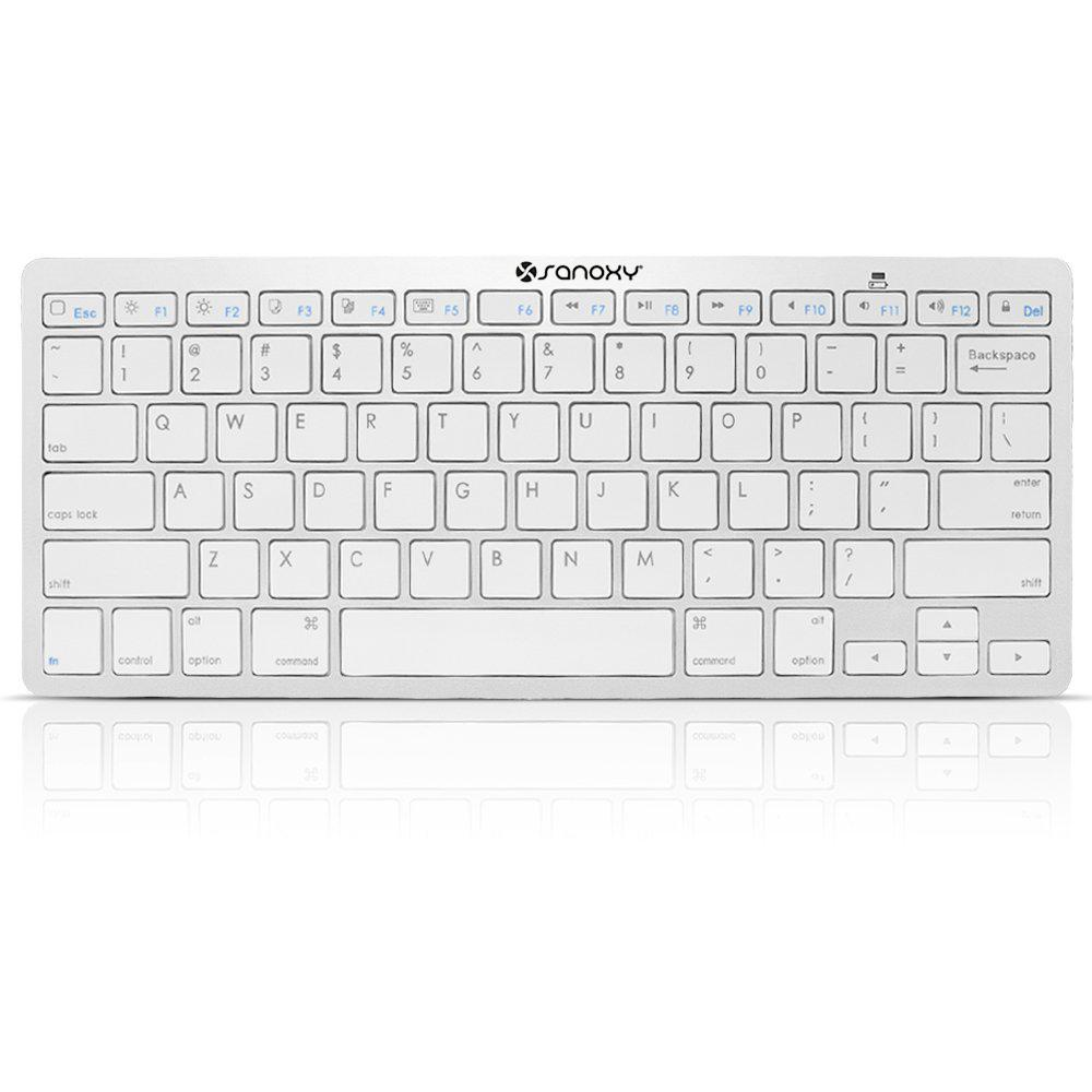 Your sanoxy bluetooth keyboard for ipad instructions