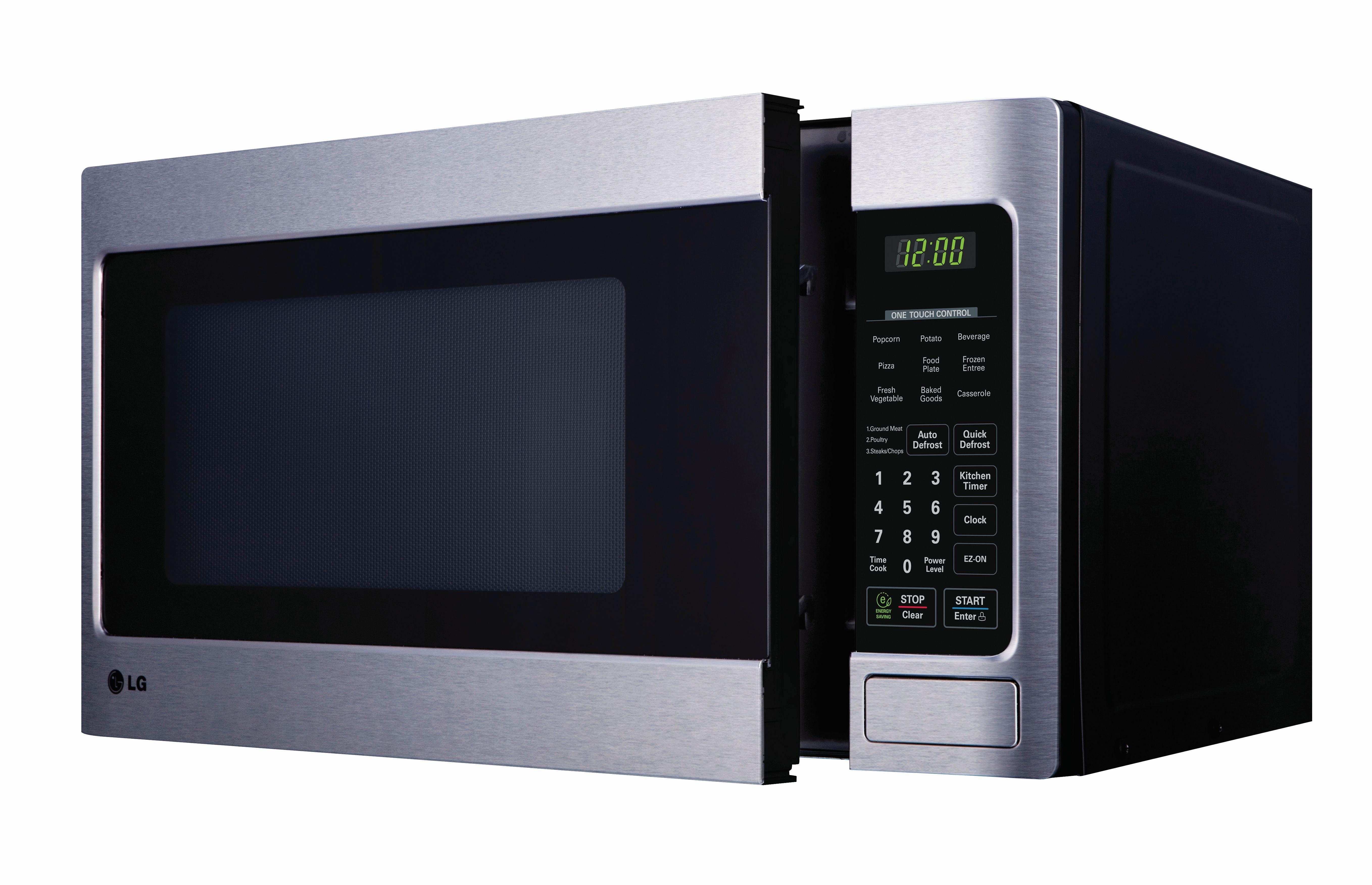 Lg Countertop Oven : LG LCS1112ST Countertop Microwave Oven 1000 Watt Stainless Steel Brand ...