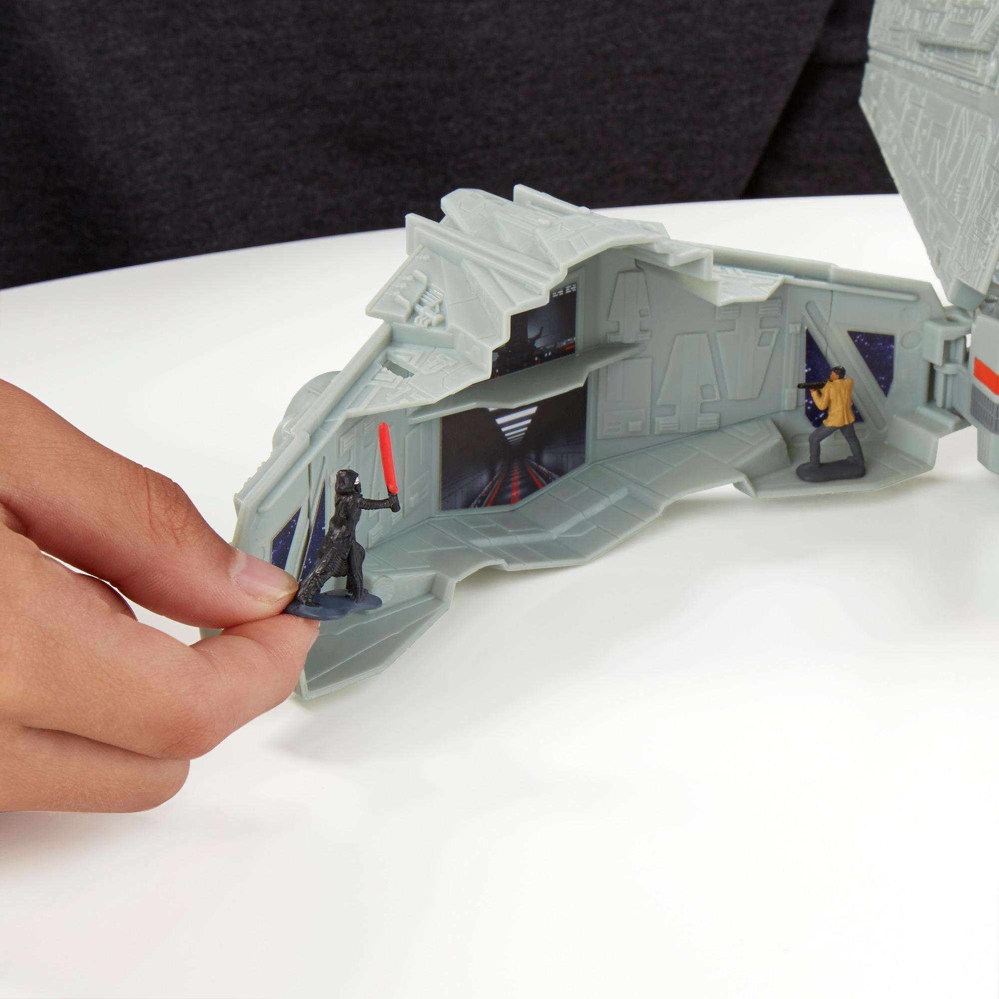 destroyer micro machine