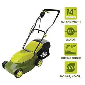 lawn mower, electric lawn mower
