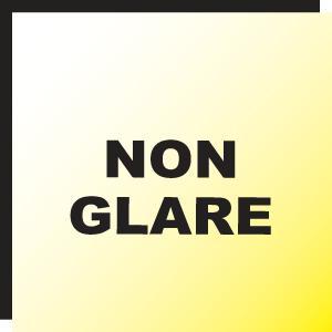 Non-Glare Finish