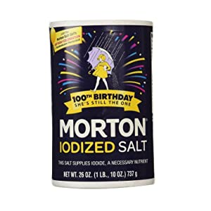 Morton Culinary Salts