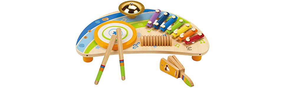 Band Game Toy : Amazon hape early melodies mighty band toys games