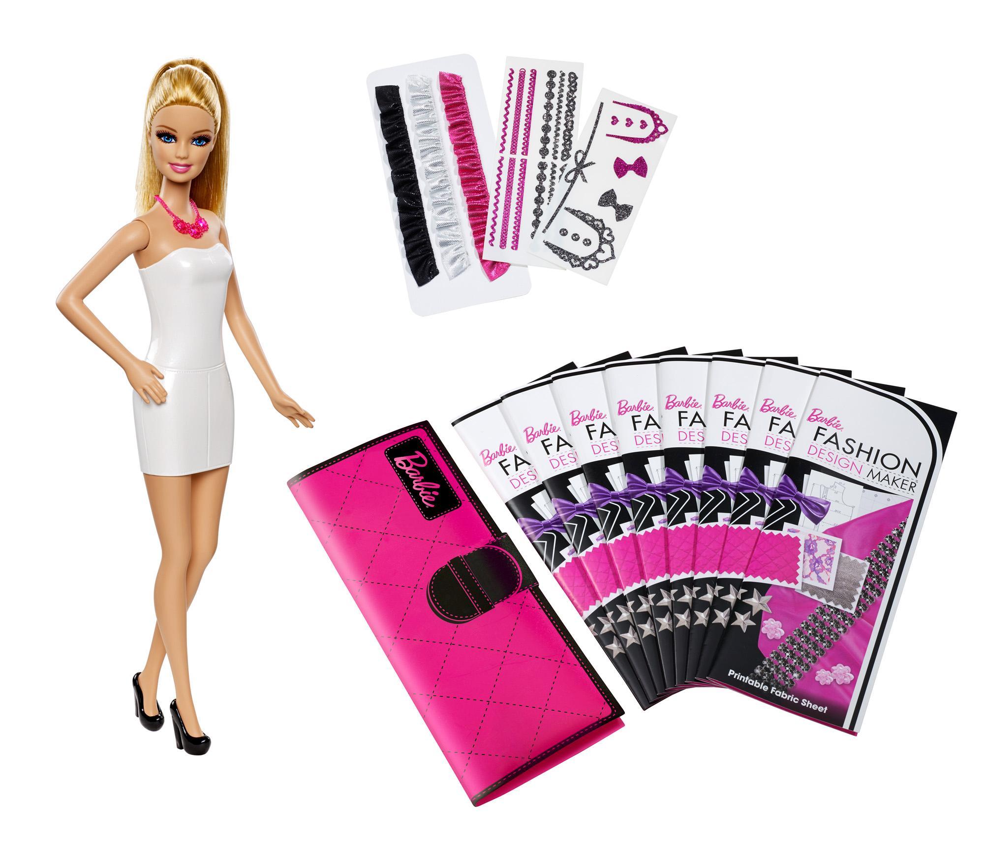 Www Barbie Fashion Design Maker