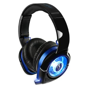 Amazon.com: PDP Afterglow Kral PS4 Wireless Headset: Video
