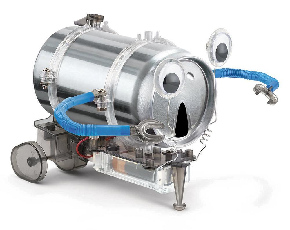 Build a Tin Can Robot