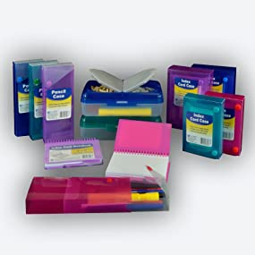 C-Line Products Poly Storage Cases