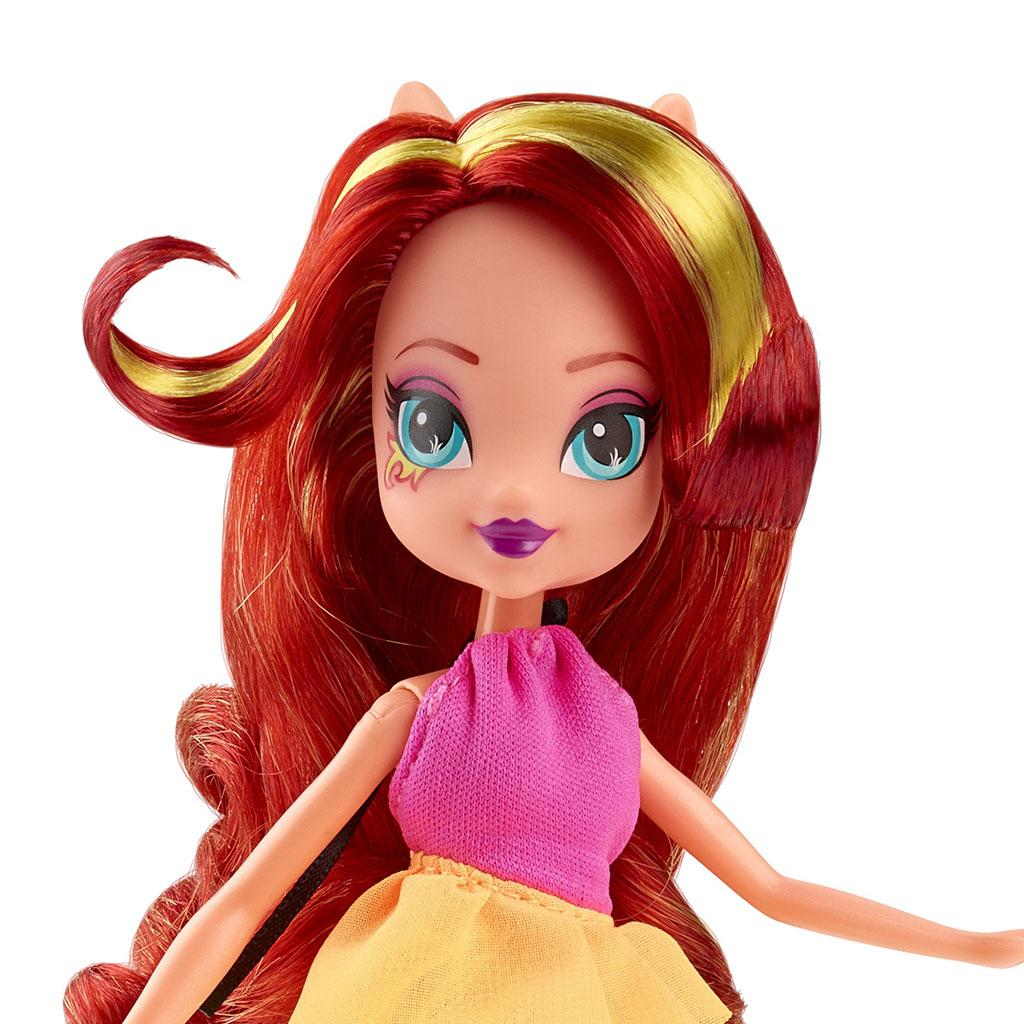 My Little Pony Equestria Girls Sunset Shimmer Doll