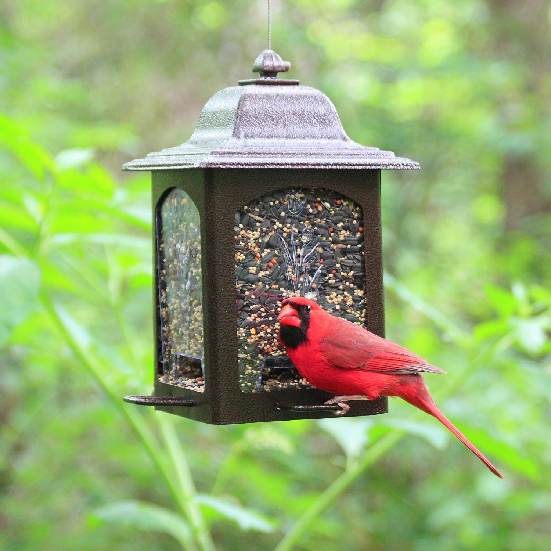 Кормушки для птиц для сада своими руками 20