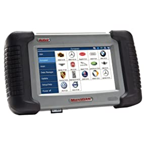 DS708, Autel, automotive, scan tool, diagnostic, diagnostic tool, analysis, maxidas