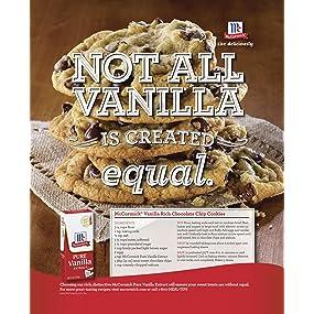 Vanilla Extract, Baking, Vanilla, Chocolate Chips, Flour, Baking Soda, Baking Powder, Mixer, Cookie