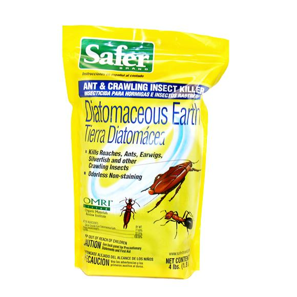 Safer Brand 51702 Diatomaceous Earth Bed Bug