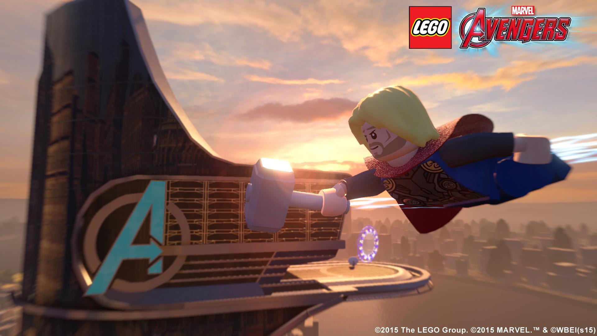 Amazon.com: LEGO Marvel's Avengers - Xbox 360: Whv Games ...