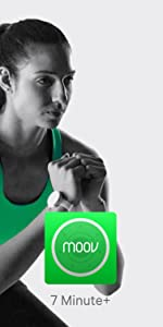 moov, body, workout, Counting, exercise, pace, progress, range of motion