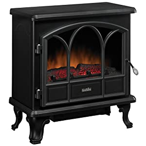Duraflame Dfs 750 1 Pendleton Electric Stove Heater Black Electric Fireplace