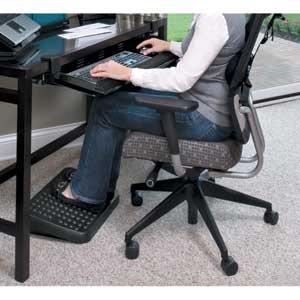 Amazon Com Fellowes Standard Foot Rest Footrests