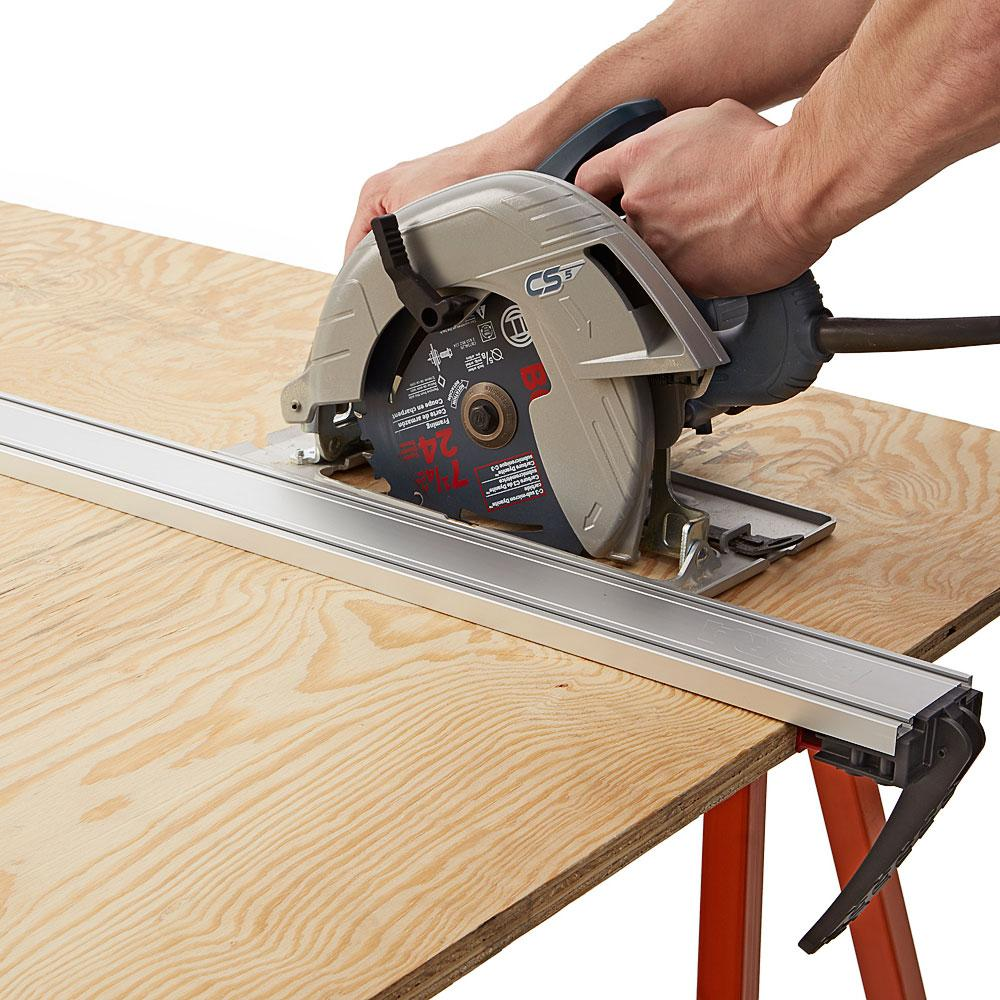 Milescraft SawGuide for Circular Saws and Jig Saws-1400 ...