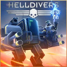 helldivers;multiplayer;ps4;playstation;controller;co-op;online;videogame;free;dlc