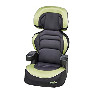 Amazon Com Evenflo Big Kid Lx High Back Booster Car Seat