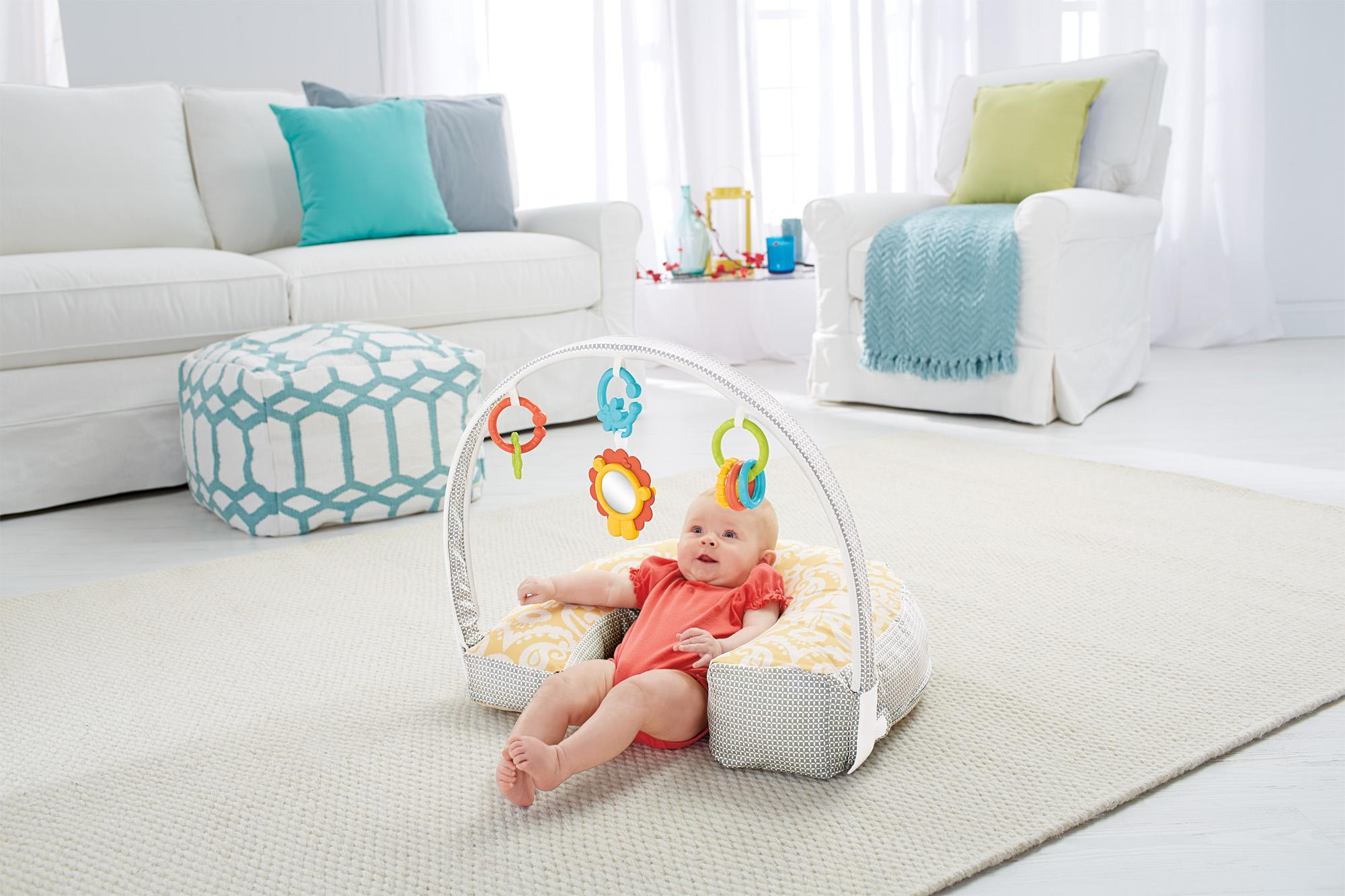 .com : Fisher-Price Perfect Position 4-in-1 Nursing Pillow : Baby