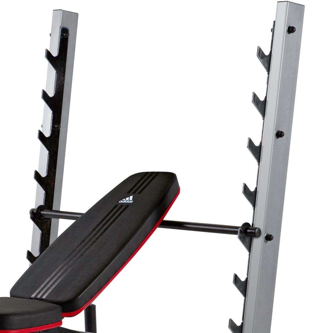 Adidas Olympic Weight Bench Standard Weight Benches Sports Outdoors