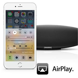 airplay speaker, streaming speakers, best speaker, zeppelin, b&W, iphone dock