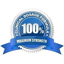 Clinical Dosage Formula, Maximum Strength, Highest Strength