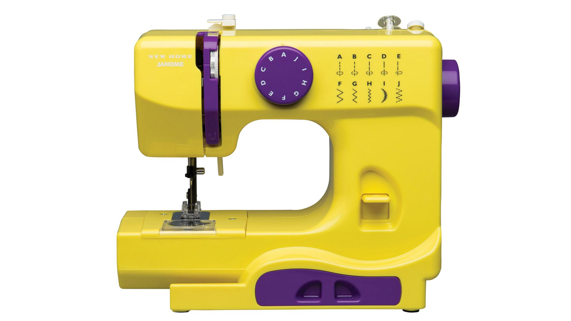 lightweight portable sewing machine