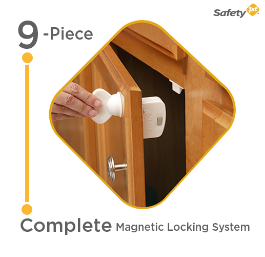 Amazon Com Safety 1st Magnetic Locking System 1 Key And