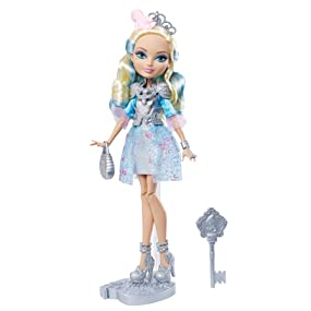 Amazon.com: Ever After High Darling Charming Doll: Toys & Games