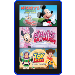Smartab 7'' Kids Tablet with Preloaded Disney Apps Games Books  eBay