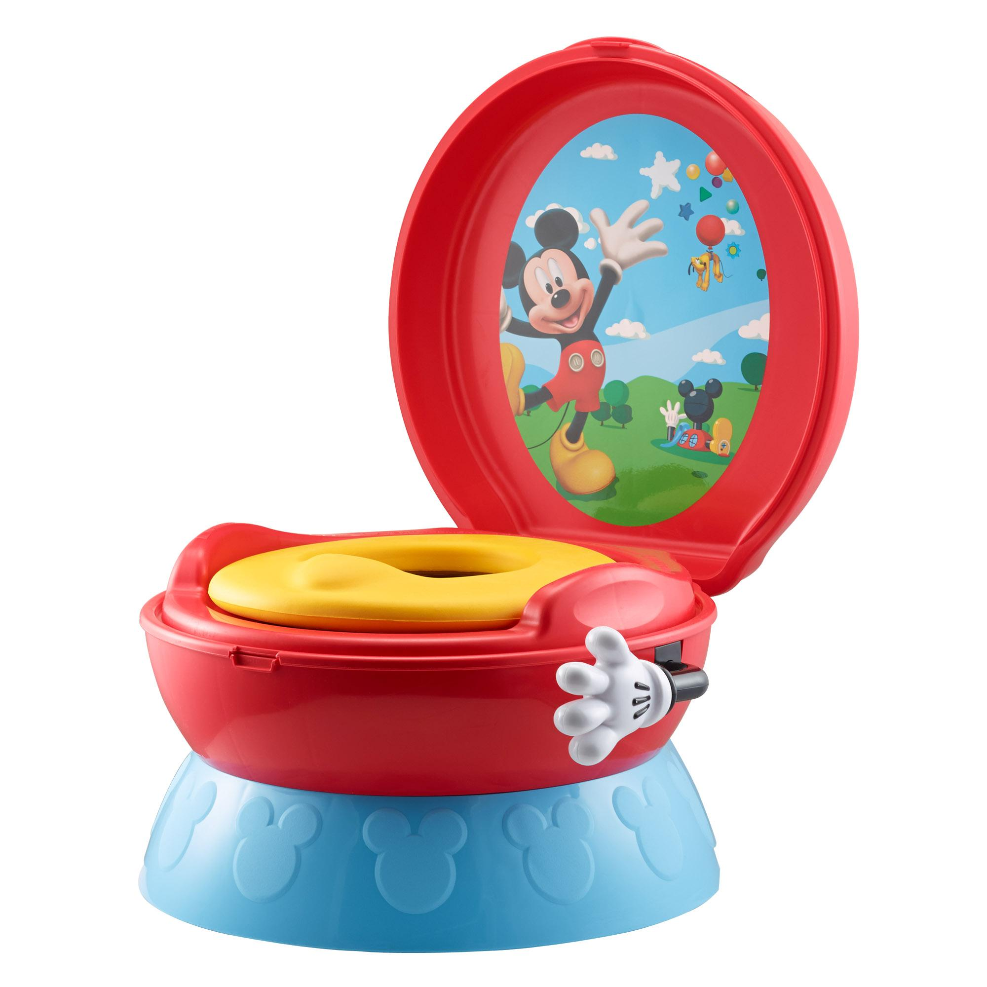 The First Years 3 In 1 Potty System Mickey Mouse New Ebay