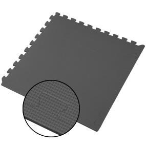 charcoal gray foam mat, anti-fatigue, interlocking eva foam, puzzle mat