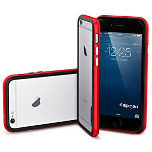 iPhone 6 Case, Spigen [METALLIZED BUTTONS] Neo Hybrid EX for iPhone 6